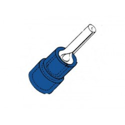 PIN CONNECTOR BLUE