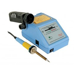 SOLDERING STATION WITH CERAMIC HEATER 48W 150 - 420°C