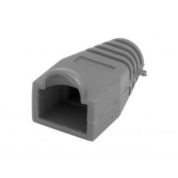 RJ45 SOFT PLUG COVER - GREY