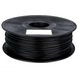 FILAMENT ABS - 1,75 mm - CZARNY - 1 kg