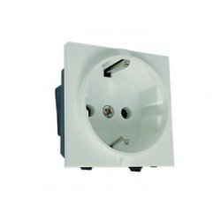 AC POWER SOCKET, GERMAN TYPE PLUG