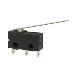 MICROSWITCH 5A, LONG LEVER