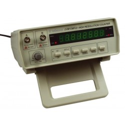 2.4 GHz HIGH RESOLUTION FREQUENCY COUNTER