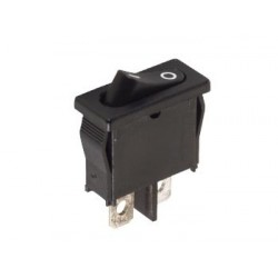 POWER ROCKER SWITCH 6A-250V SPST ON-OFF