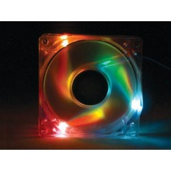 PC FAN (3 RGB FLASHING LEDS)