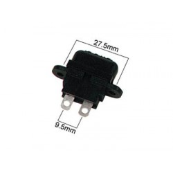 CAR FUSE HOLDER WITH CAP