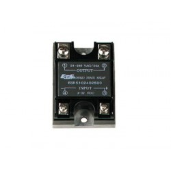 SOLID STATE POWER RELAY 25A / 240V 1 x on