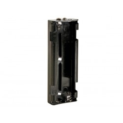BATTERY HOLDER FOR 6 x C-CELL (WITH SNAP TERMINALS)