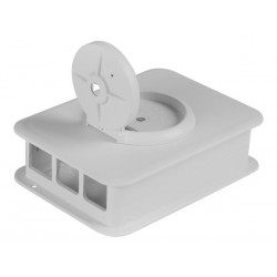 RASPBERRY PI B+ CAMERA CASE - WHITE