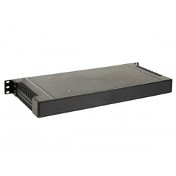 "19"" RACK MOUNT ABS ENCLOSURE - 1U"