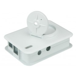 RASPBERRY PI CAMERA CASE - WHITE