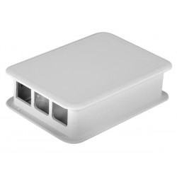 RASPBERRY PI B+ CASE - WHITE