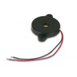 PIEZO TRANSDUCER 5Vac 4.0kHz 85dB LEAD TYPE