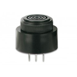 MAGNETIC BUZZER 6-28Vdc FAST-ON TYPE