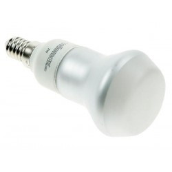 MINI REFLECTOR R50 ENERGY-SAVING LAMP - 7W - 240V - E14 - 2700K