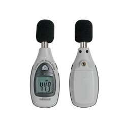 MINI SOUND LEVEL METER (0.1dB RESOLUTION)