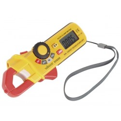 MINI AC/DC CLAMP METER - CAT II 600V