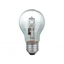 ECO HALOGEN LAMP A55 - E27 - 42 W - 220-240 V - 2700 K - CLEAR