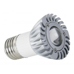 3W LED LAMP - WARM WHITE (2700K) - 230V - E27