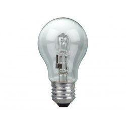 ECO HALOGEN LAMP A55 - E27 - 53 W - 220-240 V - 2700 K - CLEAR