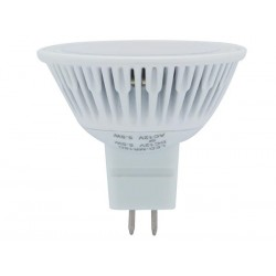 LED LAMP 5.5W - MR16 - 12V - WARM WHITE