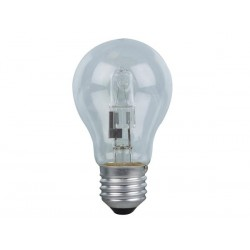ECO HALOGEN LAMP A55 - E27 - 28 W - 220-240 V - 2700 K - CLEAR