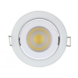 RECESSED LED SPOTLIGHT 5 W - GU10 - 230 V - NEUTRAL WHITE