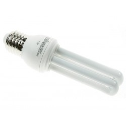 MINI 2U ENERGY-SAVING LAMP - 7W - 240V - E27 - 2700K