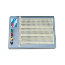 HIGH-Q BREADBOARD - 2420 HOLES