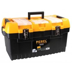 """22"""" TOOLBOX WITH METAL LATCHES"""