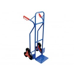 STAIR-CLIMBING 6-WHEEL HAND TRUCK