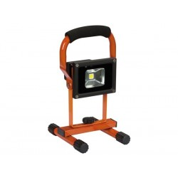 PORTABLE RECHARGEABLE LED WORK LIGHT - 10 W - 4000 K