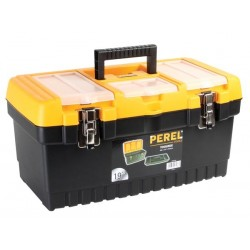 """19"""" TOOLBOX WITH METAL LATCHES"""