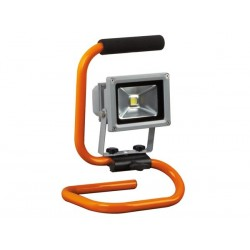 PORTABLE LED WORK LIGHT - 10W EPISTAR CHIP - 6500K