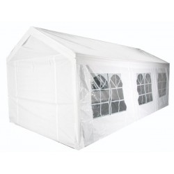 PARTY TENT - 3 x 6m - WHITE