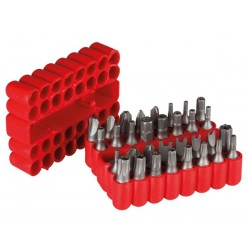 SECURITY BIT SET / 33 PCS