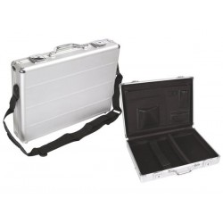 ALUMINIUM LAPTOP CASE 425 x 305 x 80mm