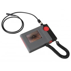 INSPECTION CAMERA WITH COLOUR LCD MONITOR