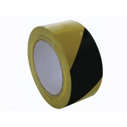 LANE MARKING TAPE - 50mm x 33m - YELLOW/BLACK