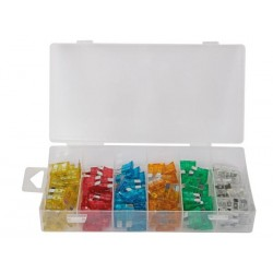 AUTO FUSE ASSORTMENT - 120 pcs