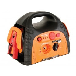 JUMP STARTER with 12V DC & USB POWER SOURCE