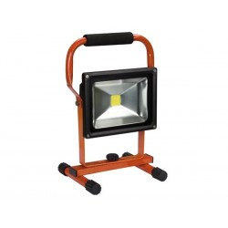 PORTABLE RECHARGEABLE LED WORK LIGHT - 20 W - 6500 K