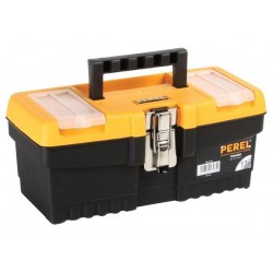"""13"""" TOOLBOX WITH METAL LATCHES"""