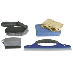 CAR CLEANING KIT - 5 pcs