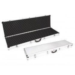 ALUMINIUM GUN CASE 1220 x 330 x 114mm