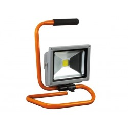 PORTABLE LED WORK LIGHT - 20W EPISTAR CHIP - 6500K