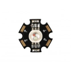 HIGH POWER LED - 3 W - RGB