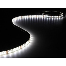 FLEXIBLE LED STRIP - NEUTRAL WHITE - 300 LEDs - 5m - 12V