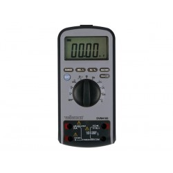 6000 COUNTS MULTI FUNCTION MULTIMETER WITH USB INTERFACE