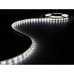 FLEXIBLE LED STRIP - NEUTRAL WHITE - 300 LEDs - 5m - 24V